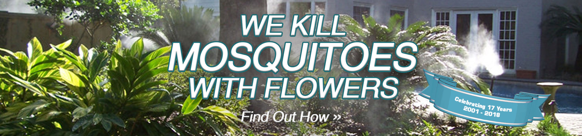 Residential Mosquito Control